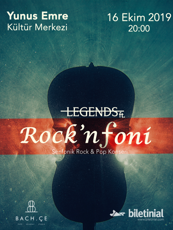 Legends ft. Rock'nFoni