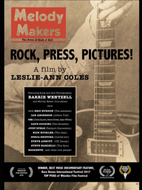 Melody Makers Dergisi