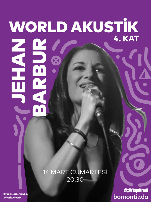 World Akustik Jehan Barbur